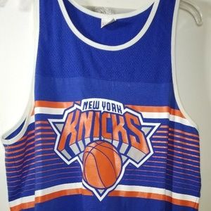 Nba New York Knicks mitchell and ness jersey large
